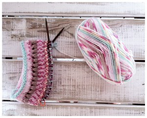 A pretty little picot