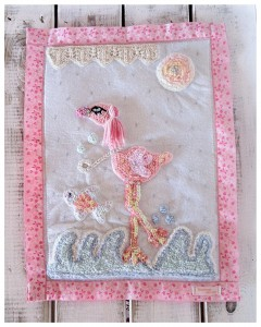 my textile work